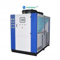 China Glycol Cooling 10hp 20hp 50hp Air Cooled Glycol Chiller for brewery and distillery system on sale