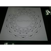 Glass engraving protecting tape cutting table Manufactures