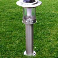 China CE ROHS 0.4W 6000-7000K Environment protection Stainless steel Solar Lawn Light on sale