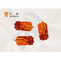 Low Carbon Steel  T45 DTH Drilling Tools For Thermal Boreholes Faster Speed Manufactures