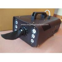 Quality 600w LED Snow Effect Machine , Plastic Snow Making Machine With 6*3w Tri color LED X-011PL for sale
