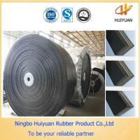 High Abrasion Resistant Rubber Conveyor Belt with long life (DIN 22102-W) Manufactures