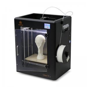 China PLA filament 3d printer kit  0.4mm nozzle 3d printing machine 300 × 200 × 400mm on sale