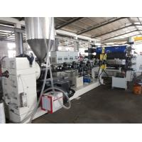 CE Certification Plastic Plate Extrusion Line HDPE Wide Waterproof Sheet Extrusion Manufactures