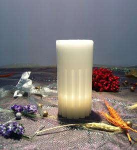 China LED pillar candle on sale