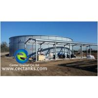 High Standard Stainless Steel Water Storage Tanks Coating Thickness 0.25 ~ 0.40mm Manufactures