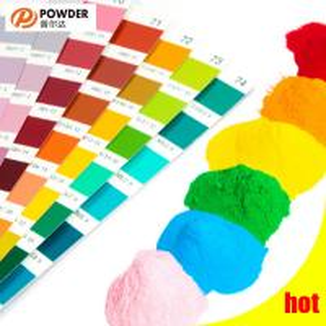 Gloss / Matt TGIC Powder Coat Outstanding Resistance To Ultra - Violet Light Manufactures