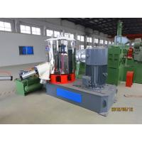 Heating / Cooling Mixers, High Speed Plastic Mixer Machine With Stainless Steel Barrel Manufactures