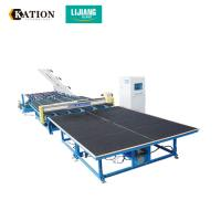 Buy cheap Automated Glass Cutting Machine Used In Hollow Glass Production Line from wholesalers
