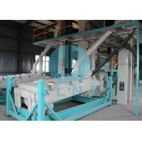 Animal Poultry Feed Pellet Production Line / Complete Feed Mill Plant Manufactures