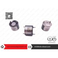 High Speed Steel Delphi Injector Parts Common Rail Control Valve 28525582 Manufactures