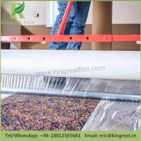 Clear Color 0.05mm-0.20mm Thickness Temporary PE Protective Film Carpet Shield Manufactures