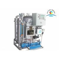 Easily Operation 0.25 M3 / H Bilge Water Separator 15 PPM In Ship Manufactures