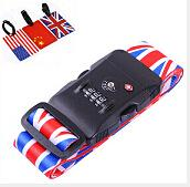 Sublimation printing luggage strap/suitcase strap/belt Manufactures