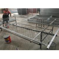 Chain Link Temporary Wire Mesh Fence Manufactures
