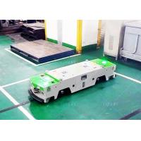 WIFI Communication Bi Directional Tunnel AGV Vehicle With ±10mm Guiding Accuracy Manufactures