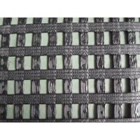 Warp kintted polyester biaxial geogrid Manufactures