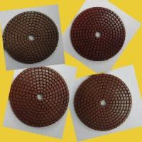 China LM Marble Wet Polishing Pads on sale