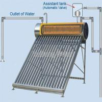CE Approved Integrated Solar Water Heater (SMVN)-F Manufactures