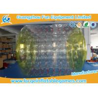 2.7*2.4*1.8M Adults Inflatable Wate Roller , Inflatable Water Games Ball Toys with CE Manufactures