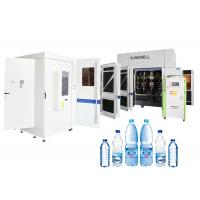 Sunswell PET Bottled Still Water Blowing Filling Capping Combiblock combi soft drinking Production Line Manufactures