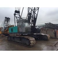Large Stock Used Crawler Crane in Our Crane Yard Now , All Parts Original From Japan Manufactures