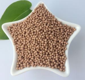 Effectency Molecular Sieve Pellets / Molecular Sieve Air Dryer Remove Moisture Manufactures