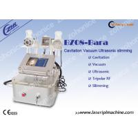 China Tripor RF  cavitation vacuum fat burning Machine Effective For Weight  Loss on sale