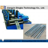 Construction Metal Roll Forming Machine Minimum Tolerance C / U Solar Frame Making Manufactures