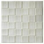 Soundproof Self Adhesive Wall Panels / Brick Wallpaper For Kindergarten Manufactures