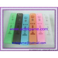 Wii Motion Plus silicon sleeve  Nintendo Wii game accessory Manufactures