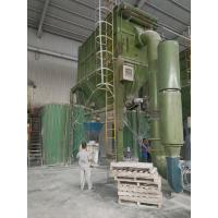 Stones Grinding Roller Mill Edge And Center Drive Better Load Adaptability Manufactures
