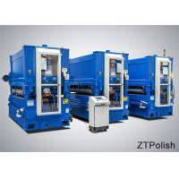 ZT701 Stainless Steel Deburring Machine 2500r/min For Plane Polishing Manufactures