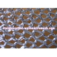 Multi Strand Knitted Wire Mesh Width 6  - 42  For Chemical Industry Filter Manufactures