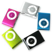 China Windows 98, 2000, ME, XP Clip Style Portable Mp3 Player With Multi-sound Modes on sale