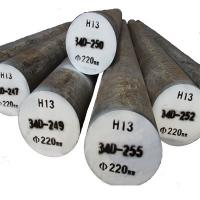 High quality mould steel H13 / 1.2344 China Manufactory Alloy steel Round bar Manufactures
