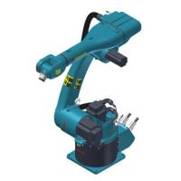 Quality Standard Modern Automatic Robotic Arm , Ground Mounted Mini Robot Arm for sale
