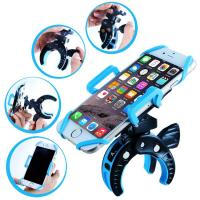 Universal Mountain Bike Mount Holder Cell Phone Bike Mount With Strap Manufactures