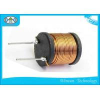 Auto Mounting Wire Wound Power Inductor For Switching Power , Diameter 8mm Height 10mm Manufactures