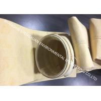 Ultra Fine Fiberglass Filter Bag Element For 650 m3 Blast Furnace Dry Gas Cleaning Plants Manufactures