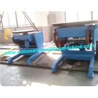 0 Degree - 120 Degree Tilting Pipe Welding Positioners With Foot Switch Manufactures