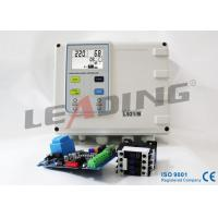 Automatic Water Pump Pressure Controller , Intelligent Water Pump Control Box Manufactures