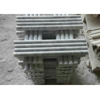 "12"" Counter Rail Tile Trim / Marble Pencil Rail Trimming Moulding 4/5"" Thick Manufactures"