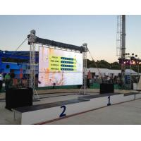 Lightweight full color P4 led outdoor display board 5 years warranty Manufactures