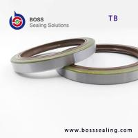 FKM FPM BROWN COLOR OIL SEAL TB TYPE DOUBLE LIP OIL SEAL SELL AT COMPETITIVE PRICE Manufactures