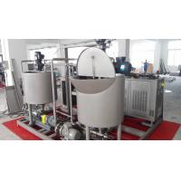 China Good Perfomance Sponge Cake Maker , Cake Dissolver System With 350kg Production Capacity on sale