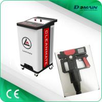 IPG Industrial Laser Cleaning Machine , Metal Pipe Laser Cleaning Equipment Manufactures