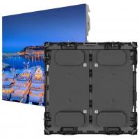 2400Hz Outdoor Advertising LED Signs Panels  P10 60% Energy Saving Die Casting Manufactures
