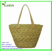 100% handmade natural fashion straw bag Manufactures