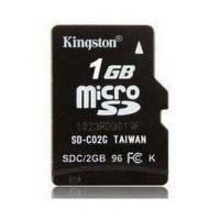 Quality 1GB KINGSTON MICROSD MEMORY CARD for sale